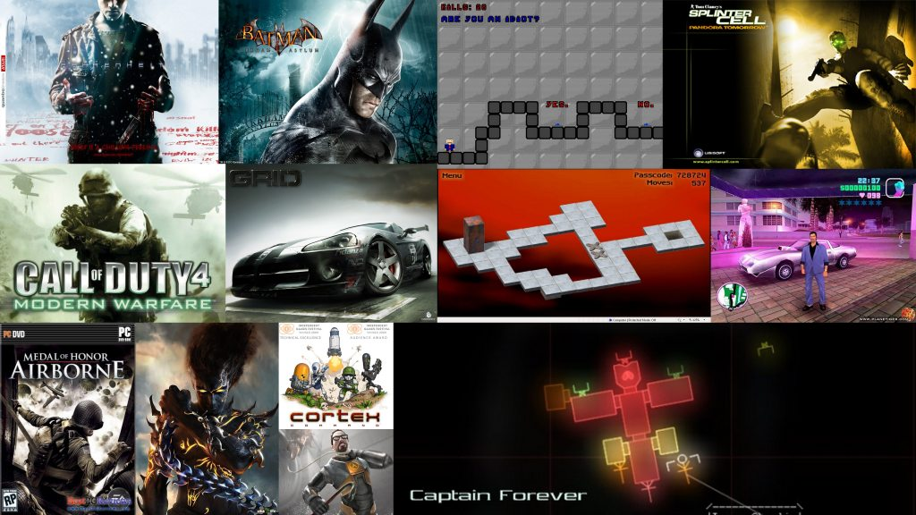 top games 2