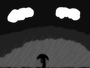 Sketch inspired by Limbo