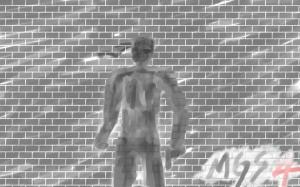 MGS 4 Inspired Art