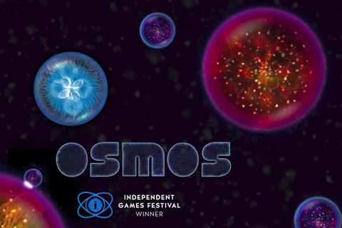 Osmos indie game