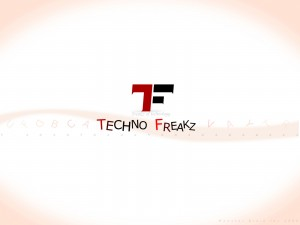 Wallpaper of Techno Freakz Organization