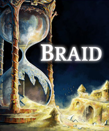 Braid unleashes its creativity & jon Blow unleashes huge budget on it too ..