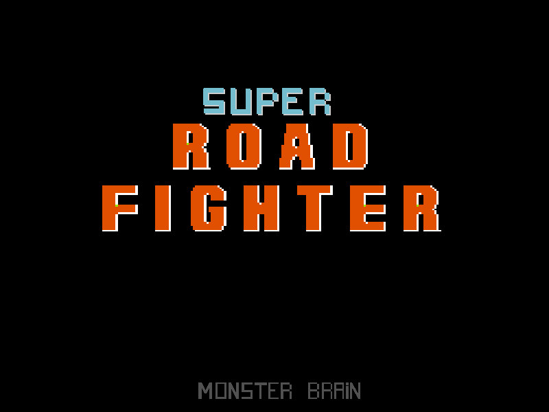 Super Road Fighter Promo