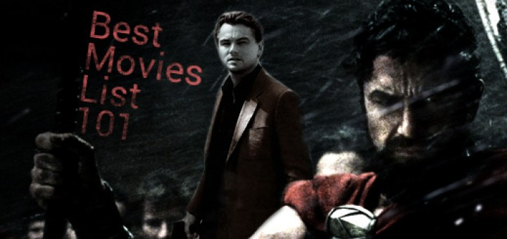 Best of Movies List_101- 2014 Update
