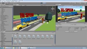 Unity_highspeedroadcross