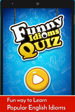 Funny Idioms quiz promo pic