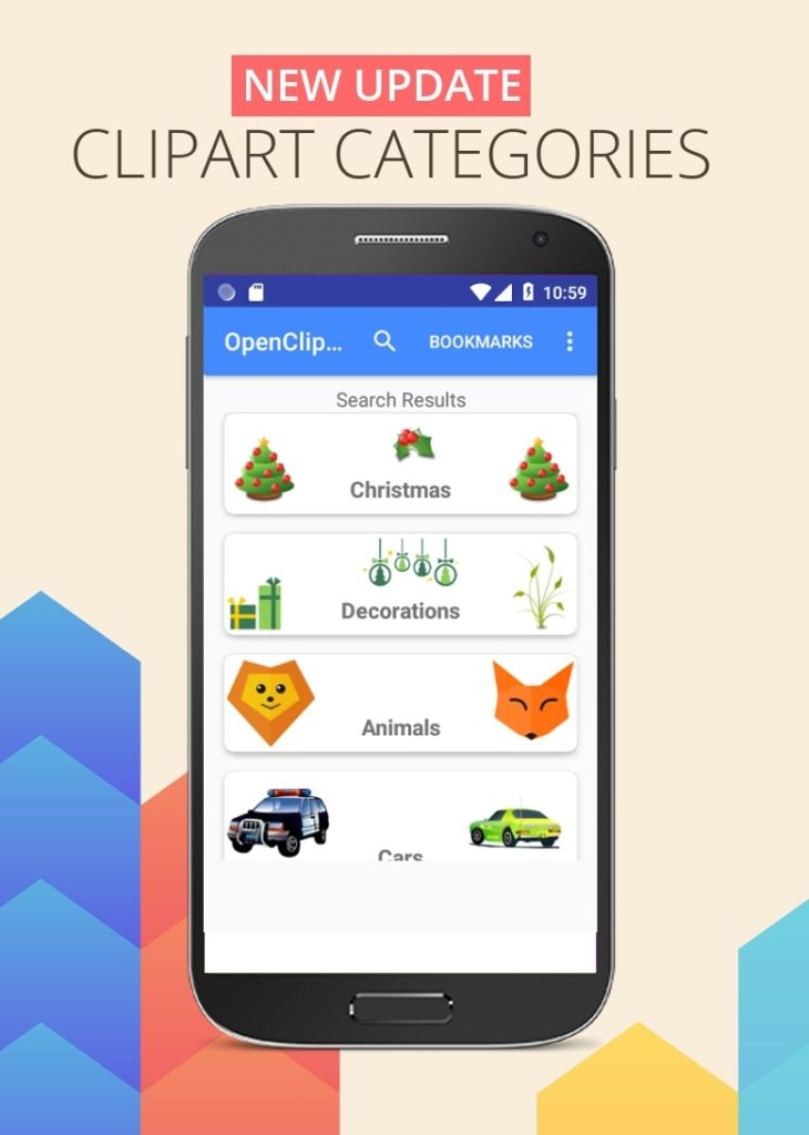 openclipart android app